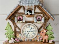 Themaworkshop Gingerbread Koekoeksklok in Voorburg (NL)