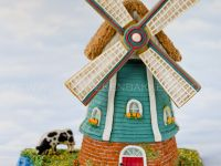 3D Autumn, Cuckoo Clock & Windmill class in Bangkok (Thailand) 1
