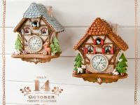 Teapot, Ice Cream Truck & Cuckoo Clock Class in Jakarta (Indonesia) 1