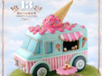 Teapot, Ice Cream Truck & Cuckoo Clock Class in Jakarta (Indonesia) 2