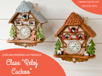 Cuckoo Clock, Castle & Ice Cream Truck class in Mexico City (Mexico) 1