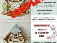 Teapot House & Cuckoo Clock classes in Madrid (Spain) 1