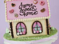 "Themaworkshop ""Home Sweet Home"" in Vosselaar (BE) 1"