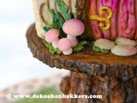 Nieuwe themaworkshop Gingerbread Fairy House in Voorburg (NL) 1
