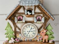 Home Sweet Home Gingerbread House & Cuckoo Clock classes in Altdorf (CH)