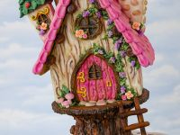 Themaworkshop Fairy House & Gypsy Caravan in Brugge (BE) 1