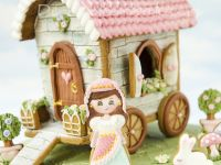 Themaworkshop Fairy House & Gypsy Caravan in Brugge (BE)