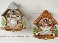 Workshop Gingerbread Koekoeksklok in Hardinxveld (NL)