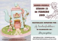 Teapot House & Cuckoo Clock classes in Madrid (Spain)