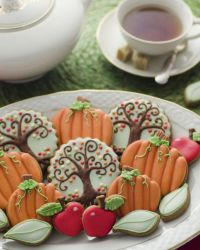3D Autumn Cookies & Cuckoo Clock Classes in Berlin (Germany)
