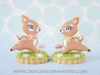 3D Bambi koekjes