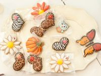 Basics in Cookie Decorating class in Vienna