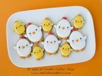 Easter Chicks 2
