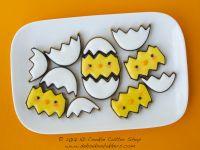 Easter Egg puzzle 3 stukken