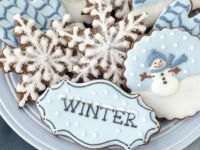 - Winter Cookies (beginners)